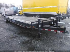 Salvage Load Trail Trarem Carhauleer